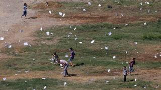 Tel Aviv verkündet vierstündige Waffenruhe
