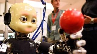 Leiden Roboter in Zukunft genau wie wir?