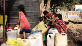 Kein Monsun: 300 Millionen Inder leiden unter der Dürre
