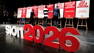 Bundesrat lehnt Volksabstimmung zu «Sion 2026» ab