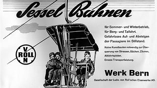 Seilbahn-Geschichte: Schweizer Innovationen für die ganze Welt