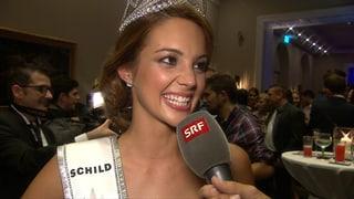 Kritik auf Facebook: Die neue Miss Schweiz ist zu dünn