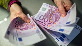 500-Euro-Note könnte bald verschwinden