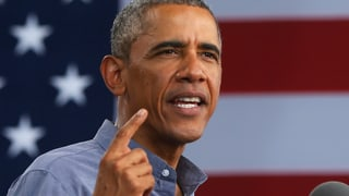 Natopartner-Visite: Obama markiert Stärke an Russlands Grenze