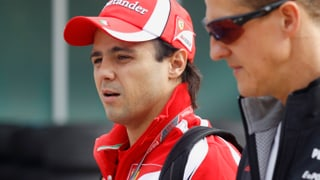 Felipe Massa besuchte Schumacher: «Er reagierte»