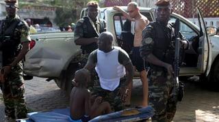 Viele Todesopfer nach Angriffen auf Hotels in der Elfenbeinküste