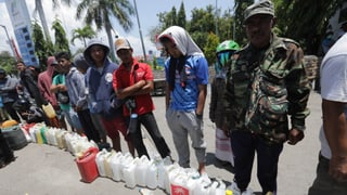 Svizra trametta segund team d'agid en l'Indonesia