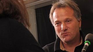 Parteifreier Andreas Graf kandidiert ebenfalls