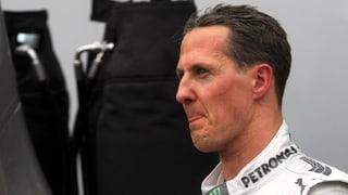 Nach Skiunfall: Michael Schumacher am Kopf verletzt