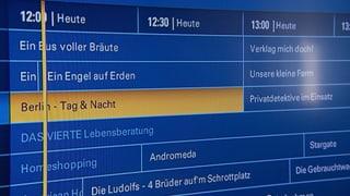Elf HD-TV-Pakete im Überblick
