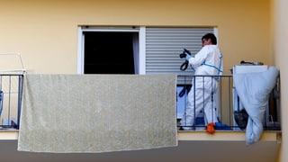 Attentäter von Ansbach kündigte Racheakt gegen Deutsche an
