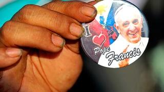 Papst Franziskus: «Hast du mich lieb?»