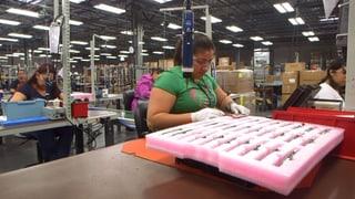 USA holen Jobs aus China zurück