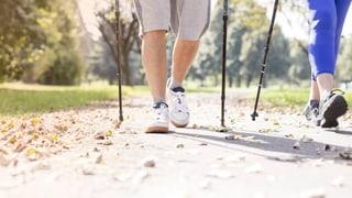 Nordic Walking – Zu Unrecht belächeltes Ganzkörpertraining