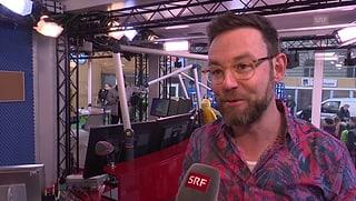 Nik Hartmann: «Es fühlt sich an wie beim ersten Mal»