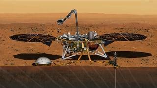 Gibt es Beben auf dem Mars?
