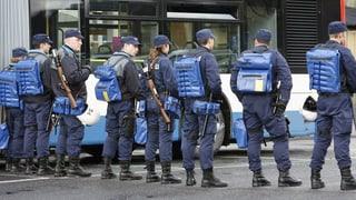Polizeikosten: Luzerner Parlament bleibt hart