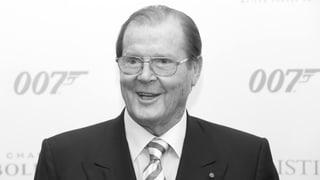 «007» Roger Moore ist tot