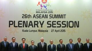 ASEAN-Gipfel nimmt Anlauf für Wirtschaftsraum