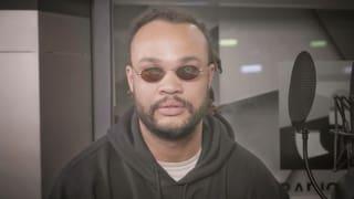 Nativ in Hochform: Der Rap-Überflieger live im SRF 3-Studio (Artikel enthält Video)