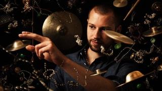 Schlagzeuger Julian Sartorius: ein neuer Tag, ein neuer Beat