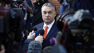 Wie das System Orban Journalisten unter Druck setzt