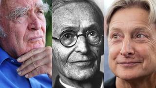 Wer sind die Intellektuellen der «Suhrkamp-Kultur»?