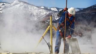 Kanton Bern verbietet Fracking bei der Erdgasförderung