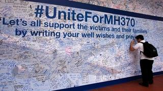 MH370 bleibt verschollen