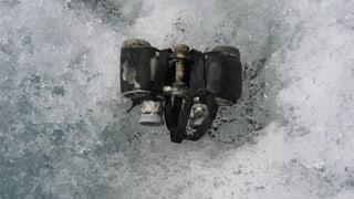 ETH dreht bei Gletscherunfällen das Rad der Zeit zurück