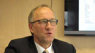 Peter Hegglin will zu neuen politischen Ufern aufbrechen
