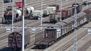 Rückenwind für Ausbau des Güterbahnhofs