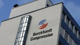 Burckhardt führt Kurzarbeit ein