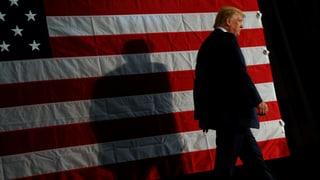 Trumps Schatten über dem Gipfel