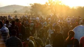 Ausnahmezustand: Mazedonien in der Flüchtlingskrise