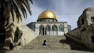 Privel d'ina soluziun da dus stadis a Jerusalem