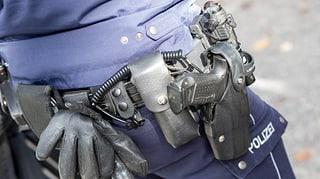 Staatsanwaltschaft untersucht Schussabgabe