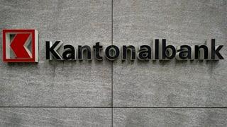 Tieferer Halbjahresgewinn für Schwyzer Kantonalbank