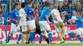 Luzern scheidet nach Penaltyschiessen aus
