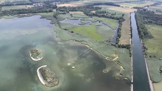 Kanton Bern will Camping im Naturschutzgebiet weiterhin zulassen
