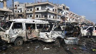 Statt Feuerpause noch mehr Gewalt in Syrien