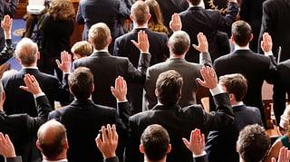 Neuer US-Kongress ist kampfbereit