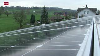 Zu hohe Beiträge für Solarstrom: Hausbesitzer wehren sich