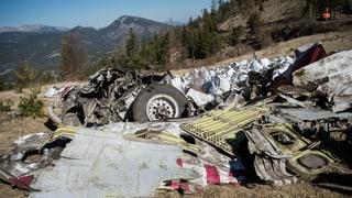 Germanwings-Copilot probte Absturz der Maschine schon auf Hinflug