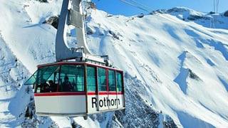 Luzerner Regierung unterstützt Ausbau am Rothorn