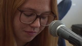 Stefanie Heinzmann: Zu Tränen gerührt