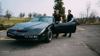 Zwei Männer und ihr Auto: Der Schweizer K.I.T.T. (Artikel enthält Audio)