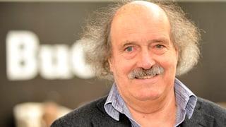 «Literatur ist immer ein Spiel» – Urs Widmer zum 75. Geburtstag