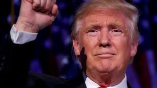 «Wunschdenken»: Trumps Wirtschaftsprogramm im Realitätscheck