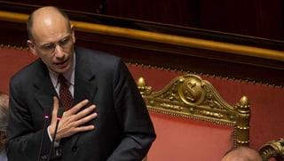 Italien als Herzenssache: Letta legt los